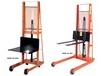HYDRAULIC FOOT PUMP STACKERS
